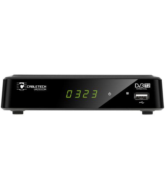 Tuner Cabletech DVB-T2 do telewizji naziemnej