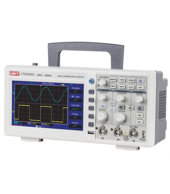 Oscyloskop UNI-T UTD2025CL