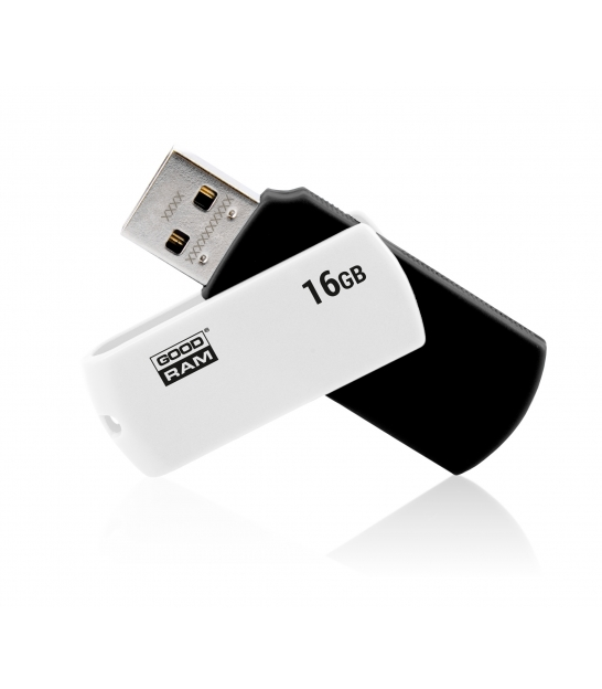 Pendrive Goodram USB 2.0 16GB czarno-biały