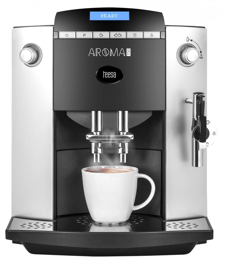 Automatyczny ekspres do kawy z młynkiem TEESA AROMA