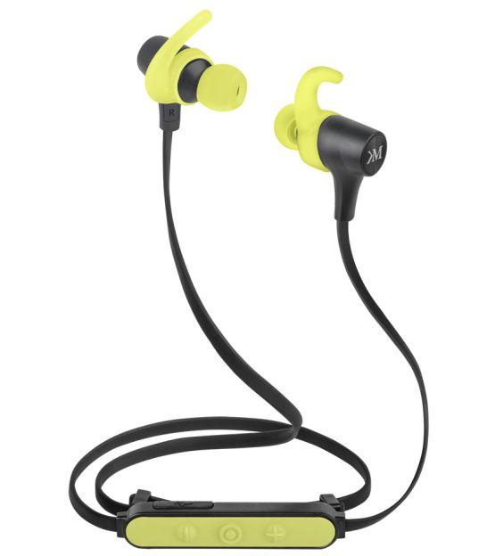 Bezprzewodowe słuchawki dokanałowe Kruger&Matz M5 - zielone