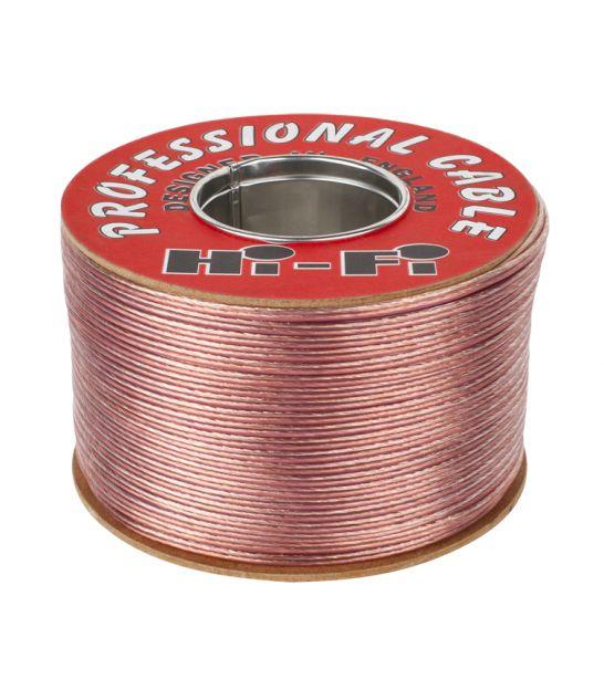 Kabel głośnikowy TLYp 2 x 1mm 100m
