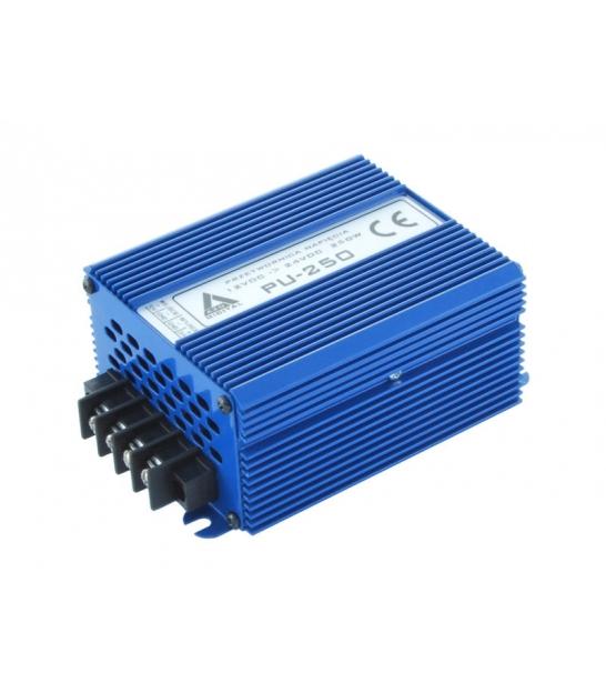 Przetwornica napięcia 10-20 VDC / 48 VDC PU-250 48V 250W