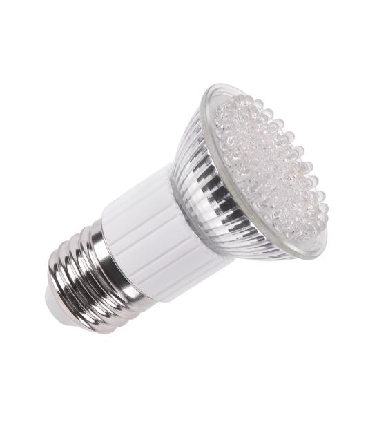 Żarówka 80 LED, E27, ciepłe białe, 230 V