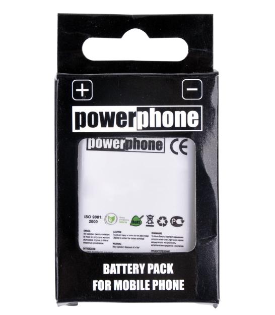 Bateria LG KU990 1000mAh Li-Ion/ LGIP-580A