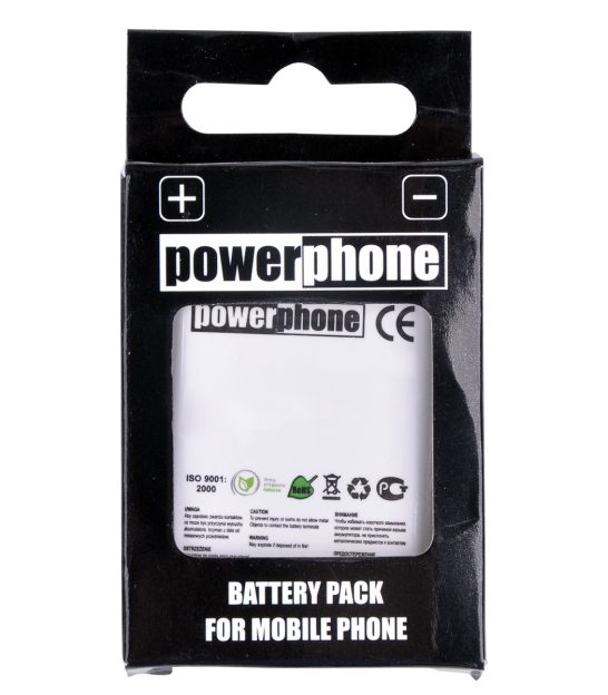 Bateria HTC WILDFIRE 1500mAh Li-Ion/BA-S420