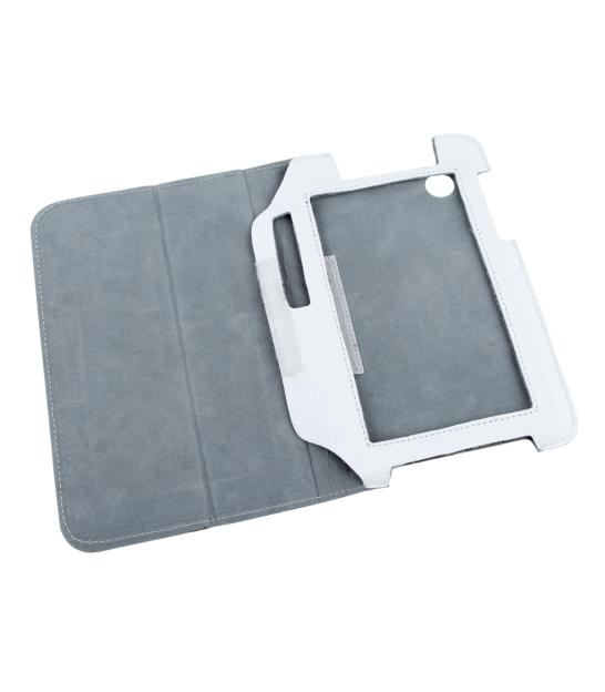 Etui białe dedykowane do Samsung Galaxy Tab P3100