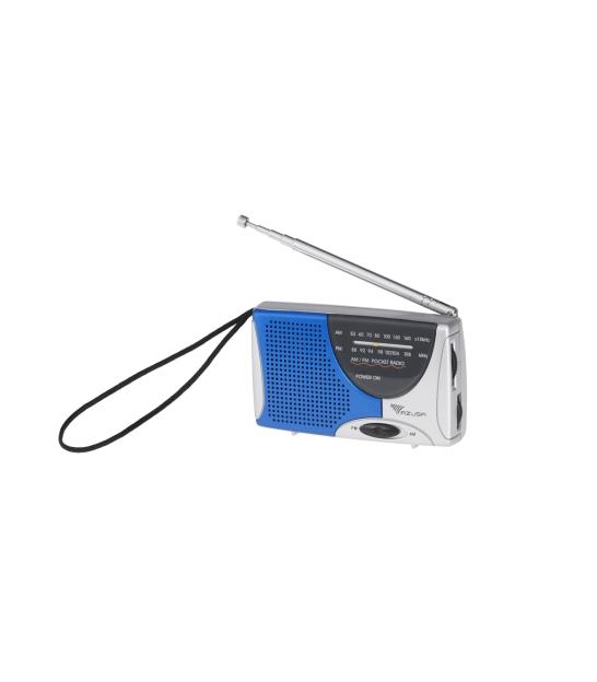 Kieszonkowe radio przenośne AM / FM AZUSA model R-2307
