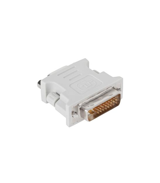 Złącze DVI wtyk (24+1) - VGA gniazdo
