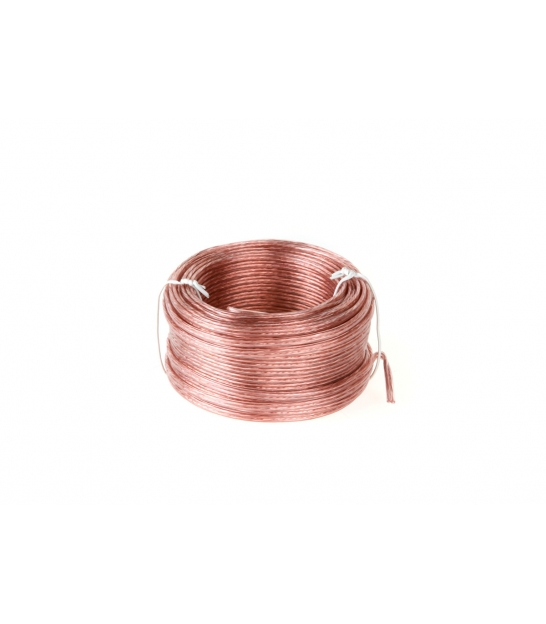 Kabel głośnikowy CCA 0.35mm 10m