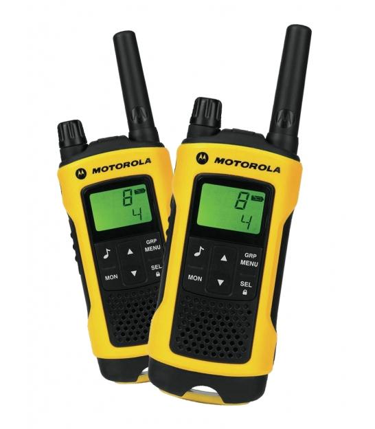 Radiotelefony ręczne PMR MOTOROLA T80 EXTREME walizka