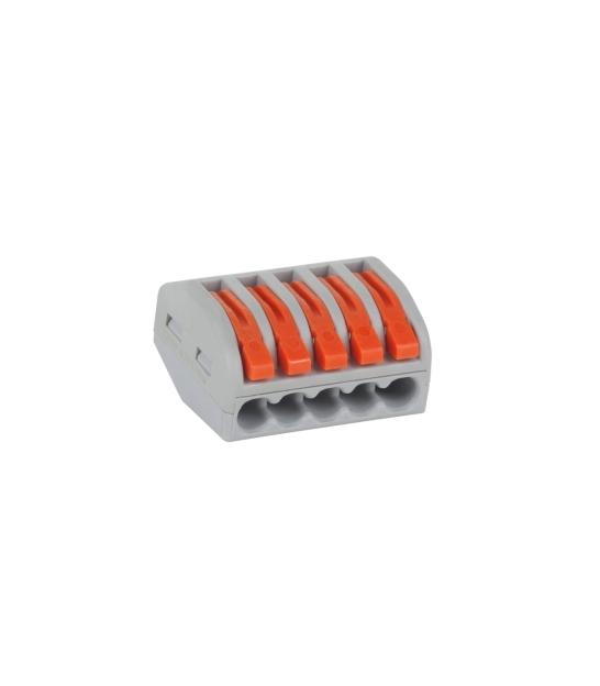 Złączka uniwersalna 5 x (0.75-2.5mm) PCT58105