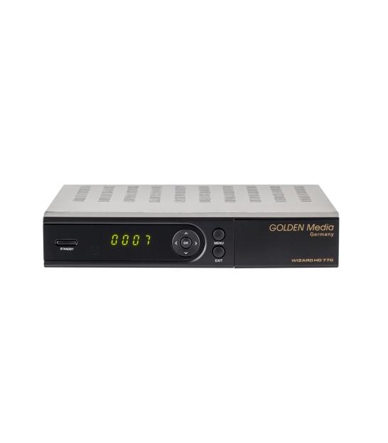 Tuner SAT Interstar HD770 Golden Media Wizard