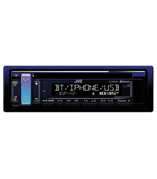 JVC KD-R889BT Radio samochodowe CD , BT, USB, FM
