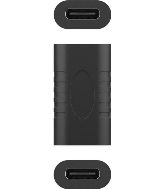 Adapter (łącznik) USB-C gniazdo / USB-C gniazdo