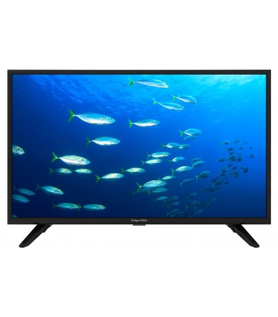 "Telewizor Kruger&Matz 32"" seria H, HD z tunerem DVB-T2 H.265"