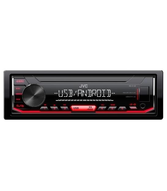 JVC KD-X152 Radio samochodowe USB