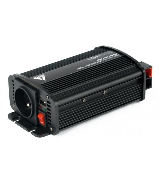 Samochodowa przetwornica napięcia 24 VDC / 230 VAC IPS-800U 800W