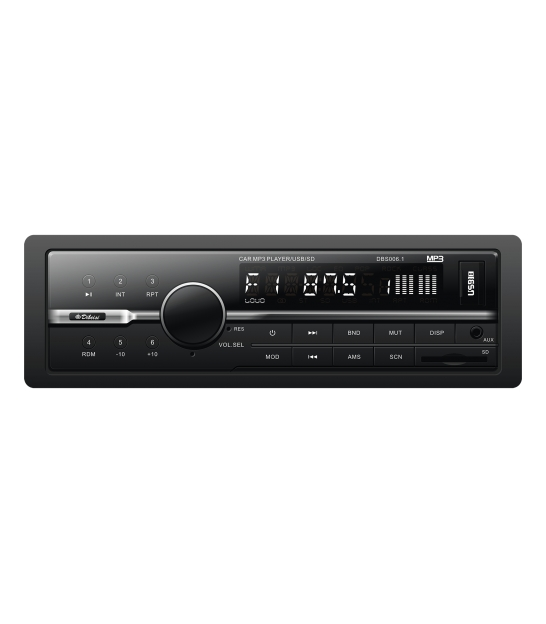 Radio samochodowe Dibeisi model DBS006.1