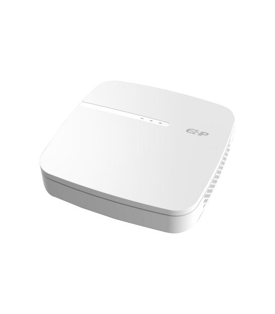 Rejestrator sieciowy EZ-IP 4 kanały, 4 wejścia, PoE