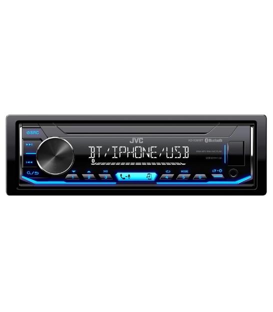 JVC KD-X351BT Radio samochodowe BT, USB, FM