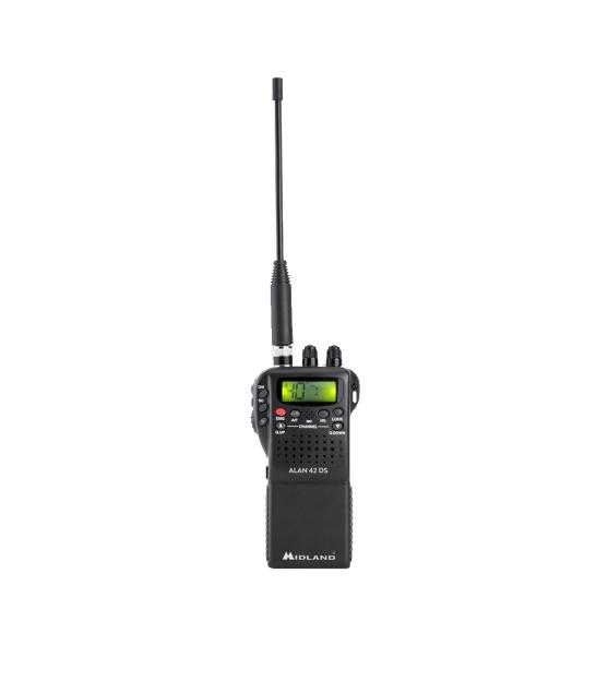 Radio CB ALAN 42DS AM/FM DIGITAL SQUELCH
