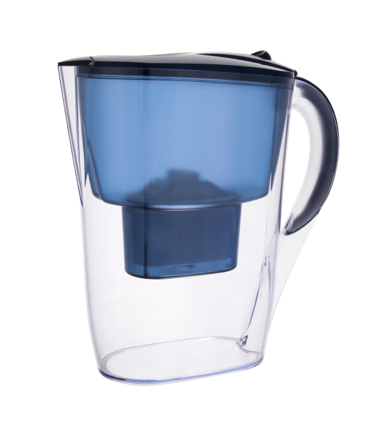 Dzbanek filtrujący 2,6 l niebieski