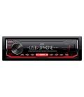 Radio samochodowe JVC KDX-252 USB RED