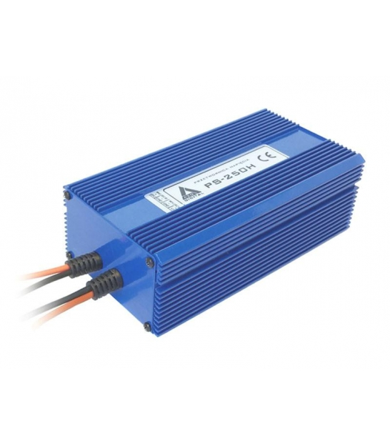 Przetwornica napięcia 40-130 VDC / 24 VDC PS-250H-24 250W IZOLACJA GALWANICZNA Wodoszczelna - pełna izolacja IP67