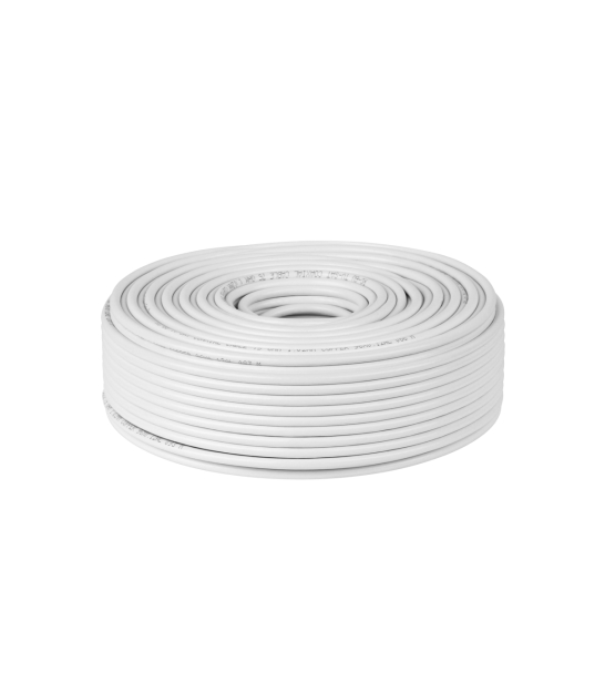 Kabel koncentryczny RG6-U CCS 1.02mm oplot 48x0.12