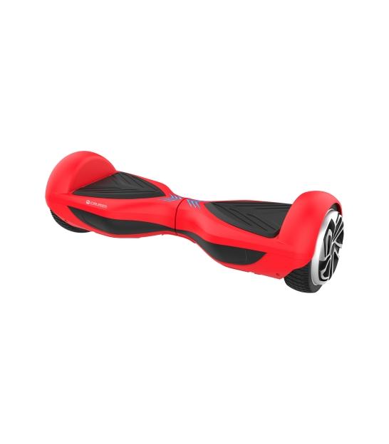 Deskorolka elektryczna Rebel Cruiser Red