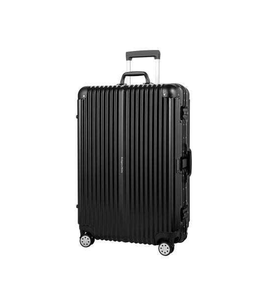 Duża walizka na kółka Kruger&Matz czarna