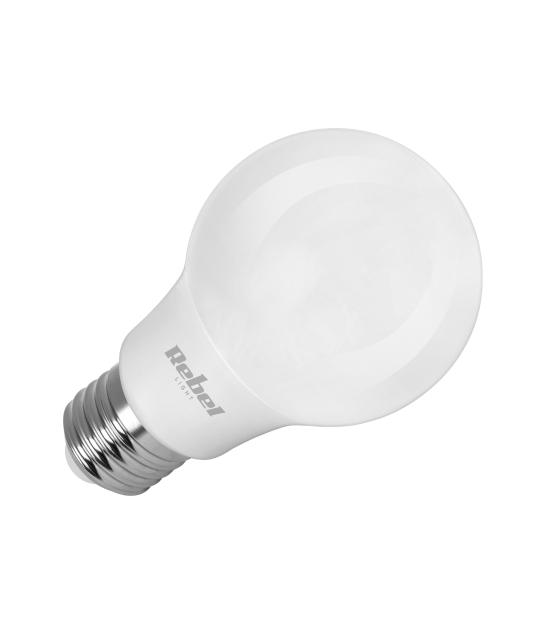 Lampa LED Rebel A60 9W, E27, 4000K, 230V