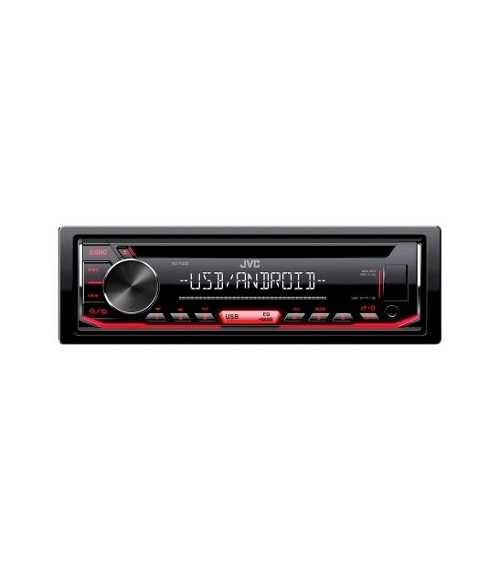 JVC KD-T402 Radio samochodowe CD , USB , AUX