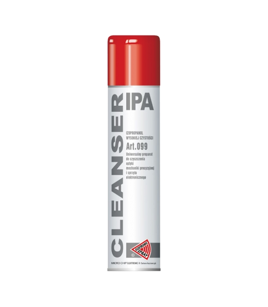 Cleanser IPA 600ml MICROCHIP