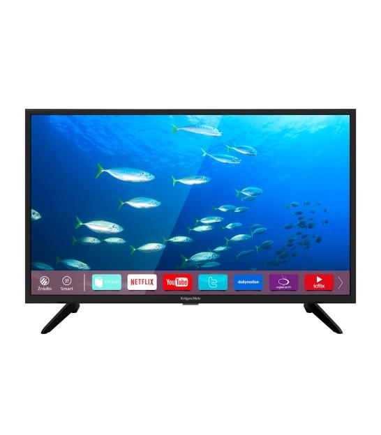 "Telewizor Kruger&Matz 43"" smart DVB-T2/S2 H.265"