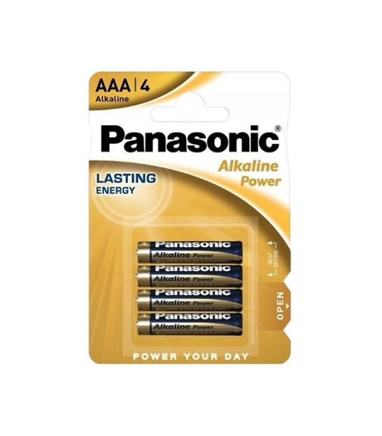 Bateria alkaliczna Panasonic BRONZE LR03 4szt./bl.