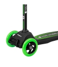 Hulajnoga trójkołowa REBEL KIDS WHEELS GREEN