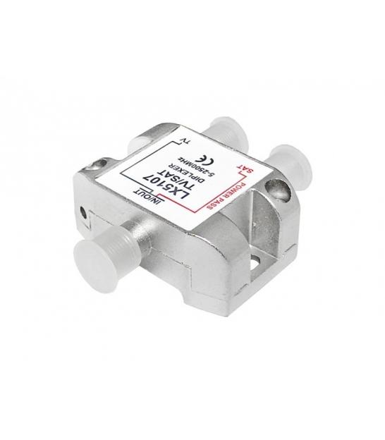 Sumator TV/SAT 5-2500Mhz LX5107