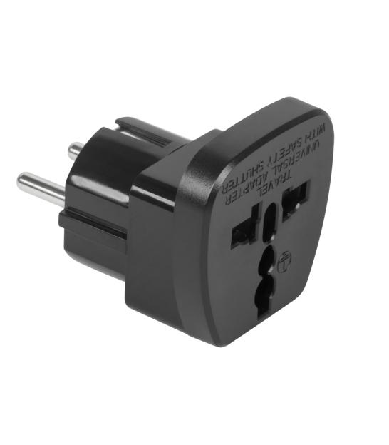 Złącze AC wtyk PL- gn. uniwersal (QZ36-9)