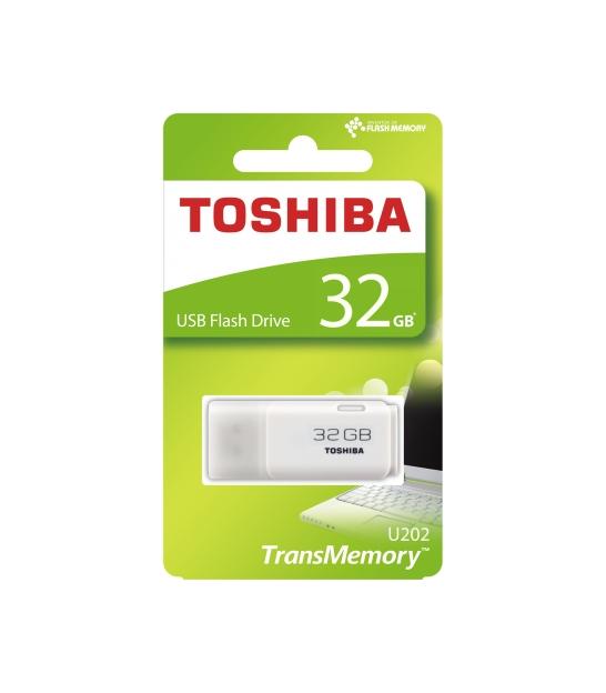 Pendrive Toshiba USB 2.0 32GB biały