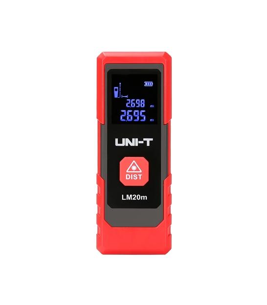 Miernik dystansu Uni-T LM20m
