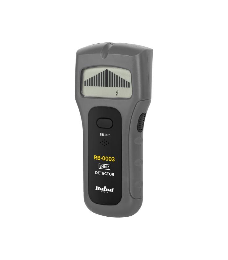 Detektor 3in1 REBEL RB-0003