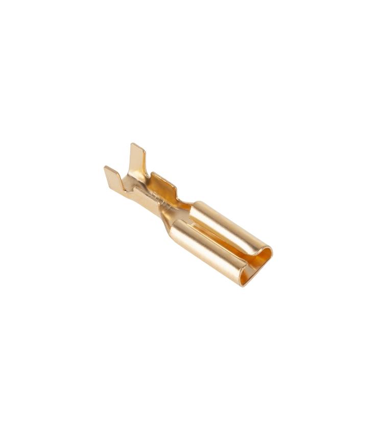 Konektor F(2.8)-1 żeński 1390 KF10