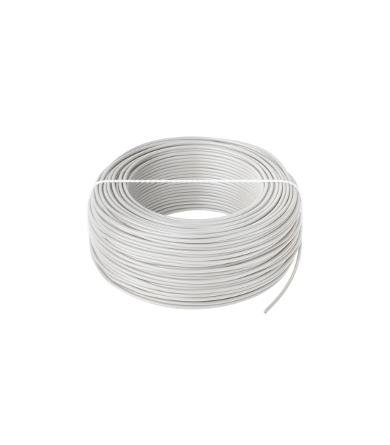 Przewód LgY 1x0,75 H05V-K biały