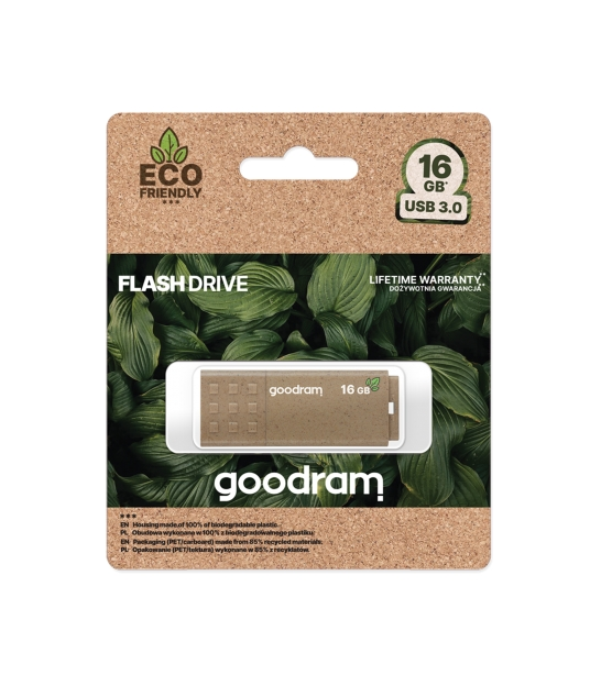 Pendrive Goodram USB 3.0 16GB ECO FRIENDLY
