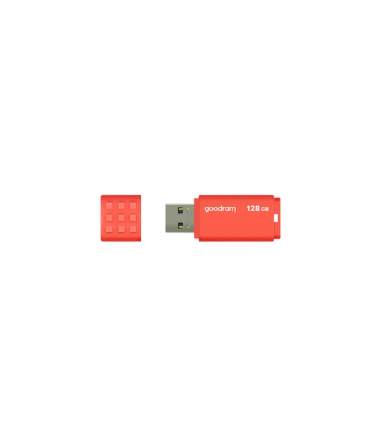 Pendrive Goodram USB 3.0 128GB pomarańczowy