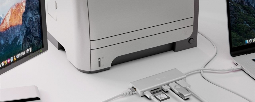 Adaptery USB-C™