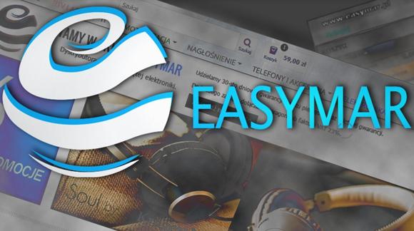 Nowa strona sklepu EASYMAR.PL