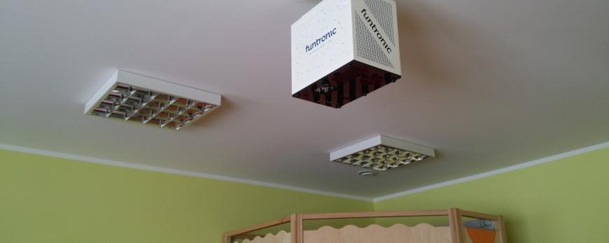 """Projektor interaktywny """"Magiczny Dywan"""""""